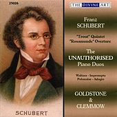 Play & Download Schubert, F.: The Unauthorised Piano Duos by Anthony Goldstone | Napster