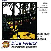 Trevor, Barnard: Blue wrens (Contemporary Piano Music from Australia) by Trevor Barnard