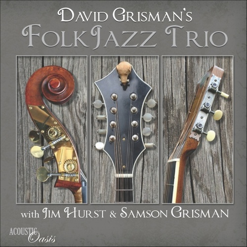 Play & Download FolkJazz by David Grisman | Napster