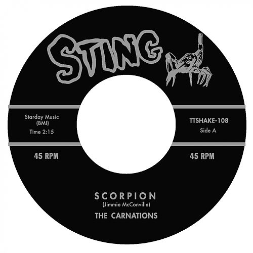 Scorpion by Carnations