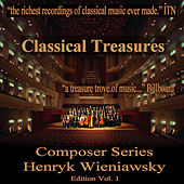Play & Download Classical Treasures Composer Series: Henryk Wieniawski, Vol. 1 by Various Artists | Napster