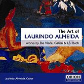 The Art Of Laurindo Almeida by Laurindo Almeida