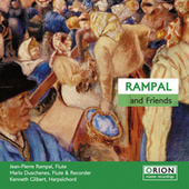Rampal And Friends by Jean-Pierre Rampal