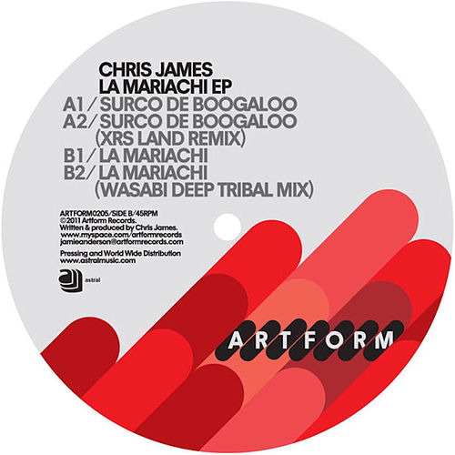 Play & Download La Mariachi - EP by Chris James | Napster