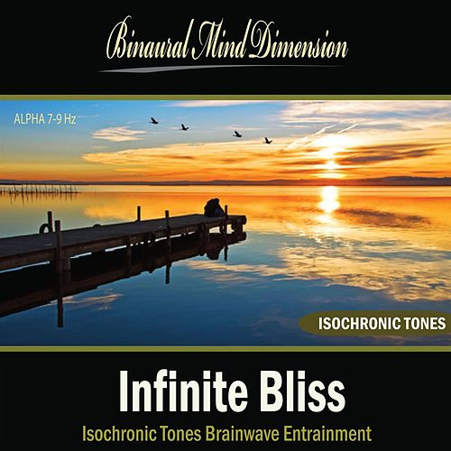 Play & Download Infinite Bliss: Isochronic Tones Brainwave Entrainment by Binaural Mind Dimension | Napster