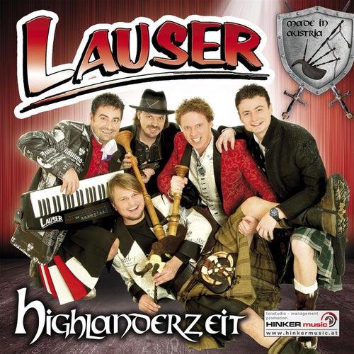 Highlanderzeit by Die Lauser
