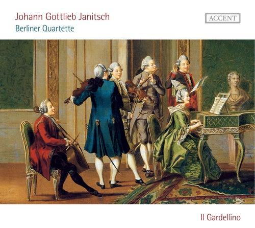 Play & Download Janitsch: Berliner Quartette by Il Gardellino | Napster