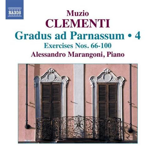 Play & Download Clementi: Gradus ad Parnassum, Vol. 4 (Nos. 66-100) by Alessandro Marangoni | Napster