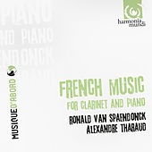 French Music for Clarinet and Piano by Various Artists