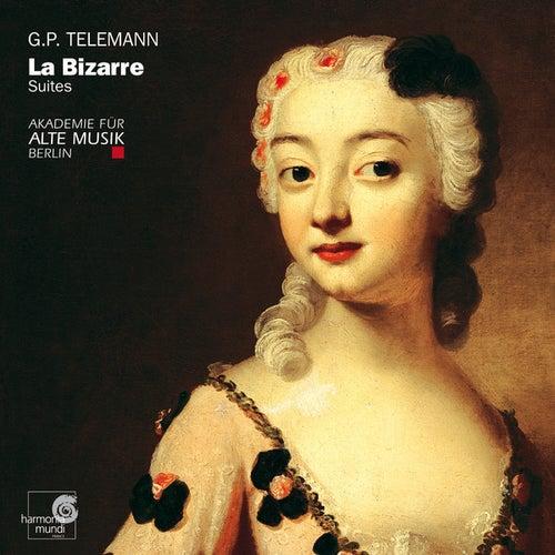 Telemann: La Bizarre, Suites pour Orchestre by Various Artists