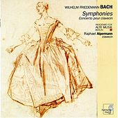 Play & Download W.F. Bach: Symphonies & Concertos by Various Artists | Napster