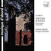 Play & Download J.S. Bach: Toccata & Fugue in D Minor by Lionel Rogg | Napster