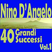 Nino D'Angelo: 40 grandi successi,  Vol.1 by Nino D'Angelo