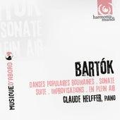 Bartók: Piano Works by Claude Helffer (1)