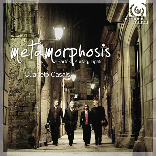 Play & Download Metamorphosis by Cuarteto Casals | Napster