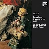 Play & Download Leclair: Trio Sonatas by The London Baroque | Napster