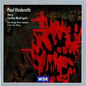 Hindemith: Mass - 12 Madrigals by Aachen Youth Choir