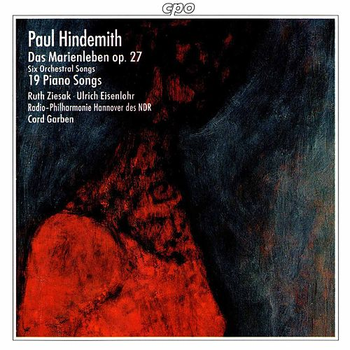 Play & Download Hindemith: Orchestral Songs & Lieder by Ruth Ziesak | Napster