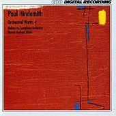 Hindemith: Orchestral Works, Vol. 4 by Melbourne Symphony Orchestra
