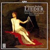 Play & Download Brahms: Lieder (Complete Edition, Vol. 6) by Andreas Schmidt | Napster