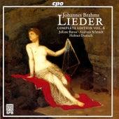 Brahms: Lieder (Complete Edition, Vol. 6) by Andreas Schmidt