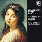 Play & Download J.C.F. Bach: Trio Sonatas by Charles Medlam and London Baroque | Napster