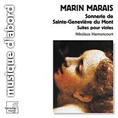 Marais: Sonnerie de Sainte-Geneviève du Mont by Various Artists