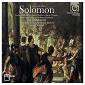 Handel: Solomon by Various Artists