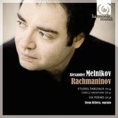 Rachmaninov: Etudes-tableaux, Op.39, Poems, Op.38 by Various Artists