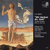 Play & Download J.S. Bach: Cantatas BWV 29, 119 & 120 by Various Artists | Napster