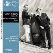 Play & Download Schnittke, Shostakovitch & Prokofiev:  Cello Sonatas by Huseyin Sermet and Xavier Phillips   Napster