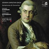 Play & Download J.C. Bach: Symphonies & Concertos by Akademie für Alte Musik Berlin and Stephan Mai | Napster
