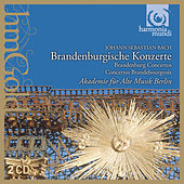 Play & Download Bach: Brandenburgische Konzerte by Akademie für Alte Musik Berlin | Napster