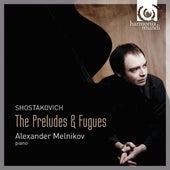 Shostakovich: 24 Preludes & Fugues by Alexander Melnikov