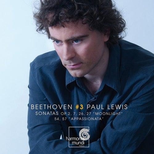 Beethoven: Piano Sonatas, Vol.3 by Paul Lewis