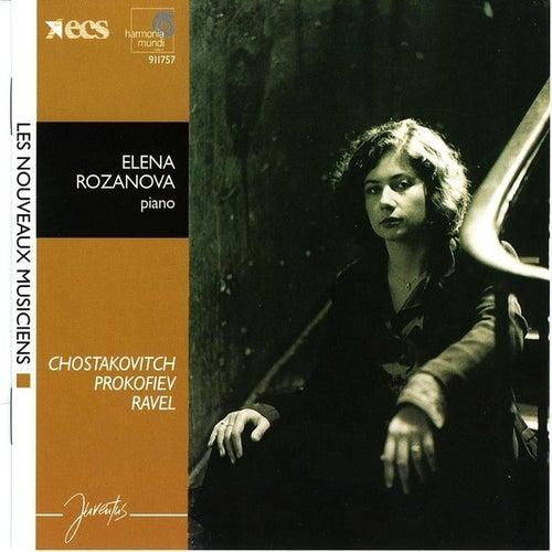Shostakovich: 24 Préludes, Op. 34 by Elena Rozanova