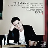 Play & Download Telemann. Blockflöten-Werke by Maurice Steger and Akademie für Alte Musik Berlin | Napster