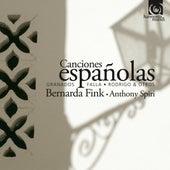Play & Download Canciones españolas by Bernarda Fink | Napster