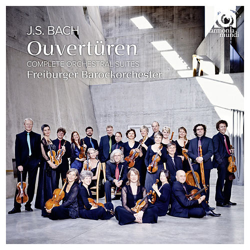 Play & Download Bach: Orchestral Suites by Freiburger Barockorchester | Napster