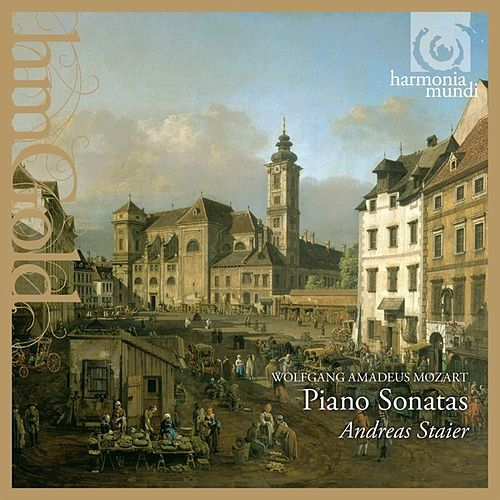 Play & Download Mozart: Piano Sonatas by Andreas Staier | Napster