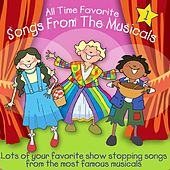 Play & Download All Time Favorite Songs From The Musicals, Vol. 1 by Kidzone | Napster