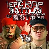 Play & Download Hulk Hogan and Macho Man vs Kim Jong-Il by Epic Rap Battles of History | Napster