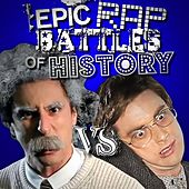 Play & Download Albert Einstein vs Stephen Hawking (feat. Nice Peter & MC Mr. Napkins) by Epic Rap Battles of History | Napster