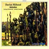 Milhaud: Mélodies by Gyorgyi Dombradi