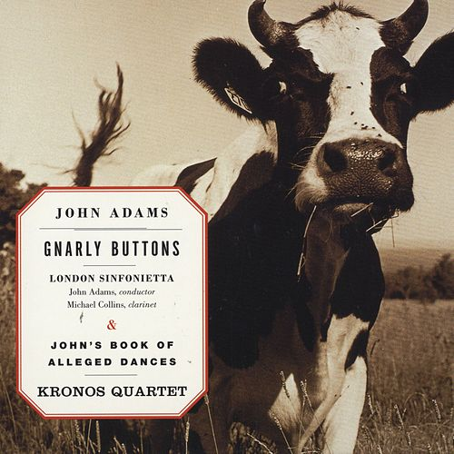 Gnarly Buttons/John's Book Of Alleged Dances by Various Artists