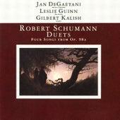 Play & Download Schumann: Duets by DeGaetani/Guinn/Kalish | Napster