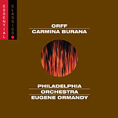 Play & Download Orff: Carmina Burana by Michael Tilson Thomas | Napster