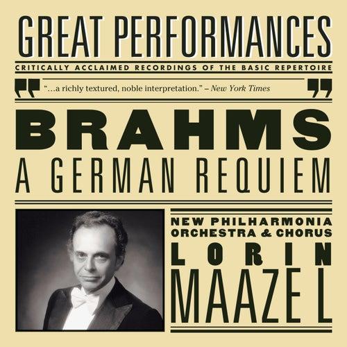Brahms: Ein Deutsches Requiem/A German Requiem by Ileana Cotrubas