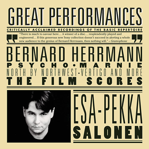 Play & Download Herrmann - The Film Scores by Los Angeles Philharmonic Orchestra | Napster