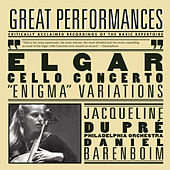 Elgar: Cello Concerto; Enigma
